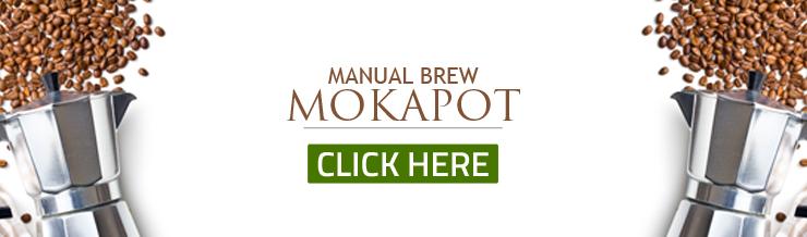 manual brew mokapot