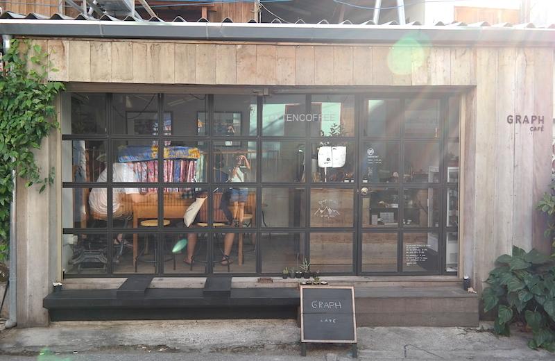Kedai kopi paling mini yang pernah saya kunjungi