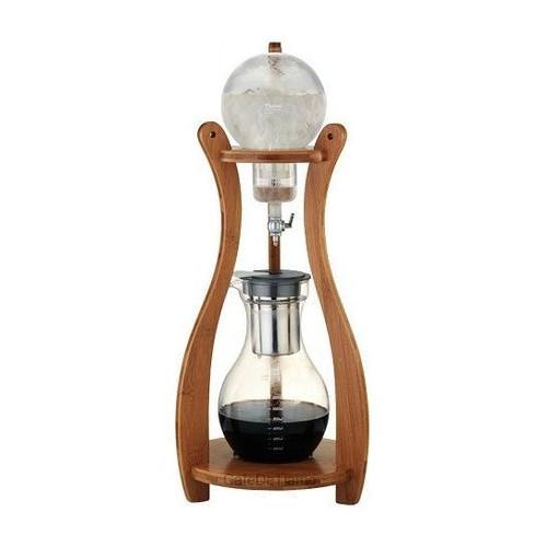 tiamo cold drip ball alat kopi kayu lainya