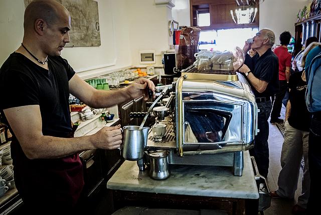 barista itali