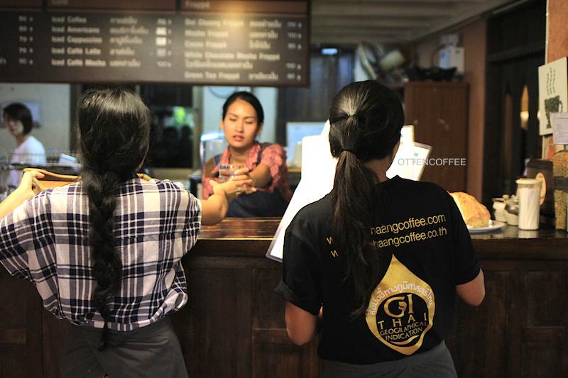 Coffee Bar Doi Chaang