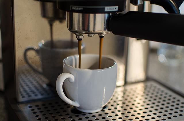 Bikin espresso di rumah
