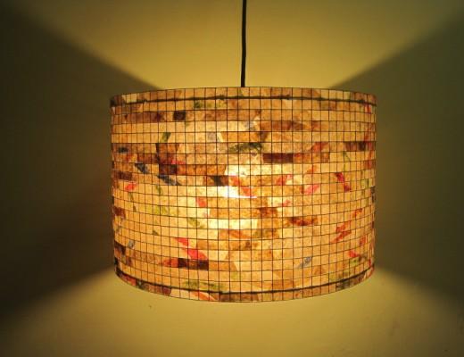 lampu-hias-dari-filter-kopi