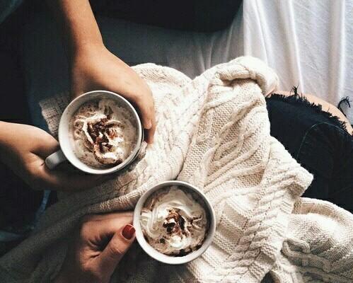 kopi untuk Valentine