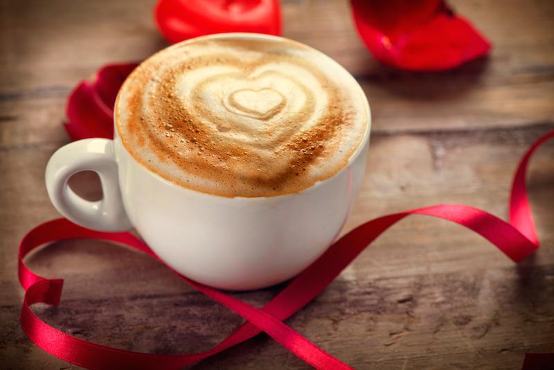 Картинки кофейных зерен