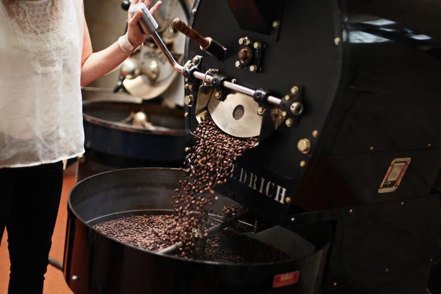 mesin roaster kopi