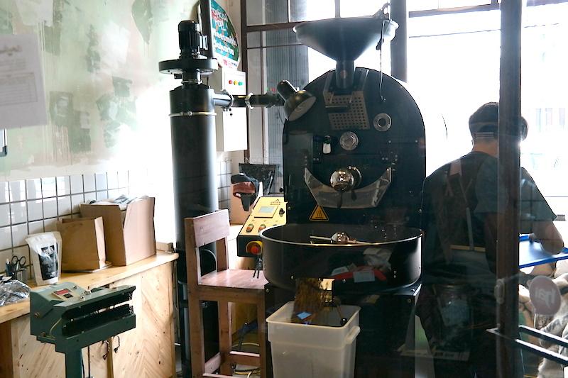 Kopi-kopi nikmat lahir di sini.