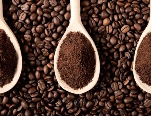 ground-coffee-on-coffee-beans-1