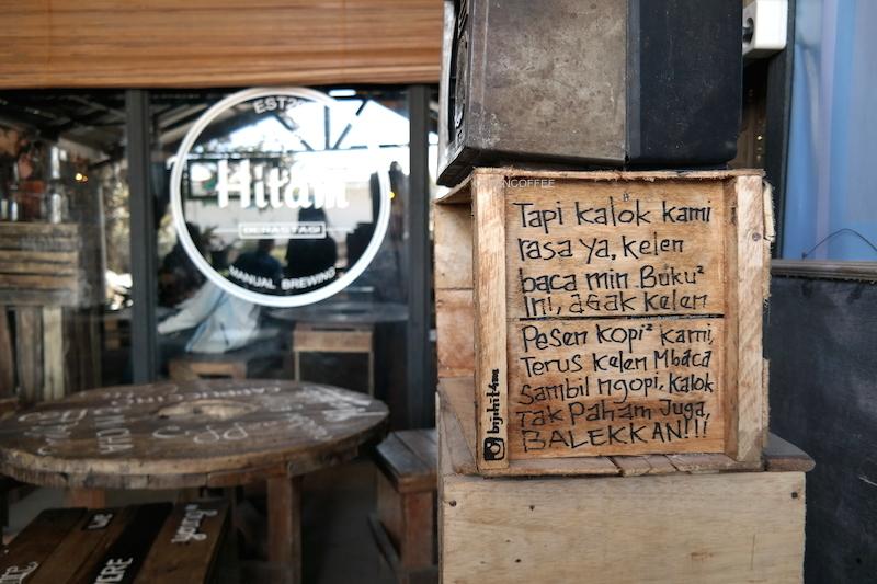 Cuma orang Sumatera Utara nih yang ngerti. :D