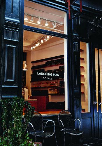 Kedai kopi milik Hugh Jackman di NY.