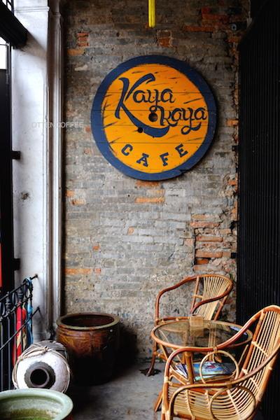 Selamat datang di Kaya Kaya Cafe!