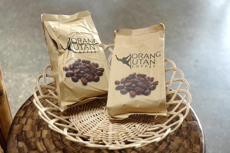 Orangutan Coffee!