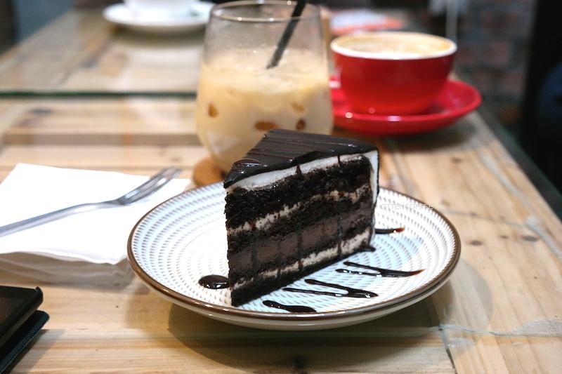 Chocolate cake, anyone?