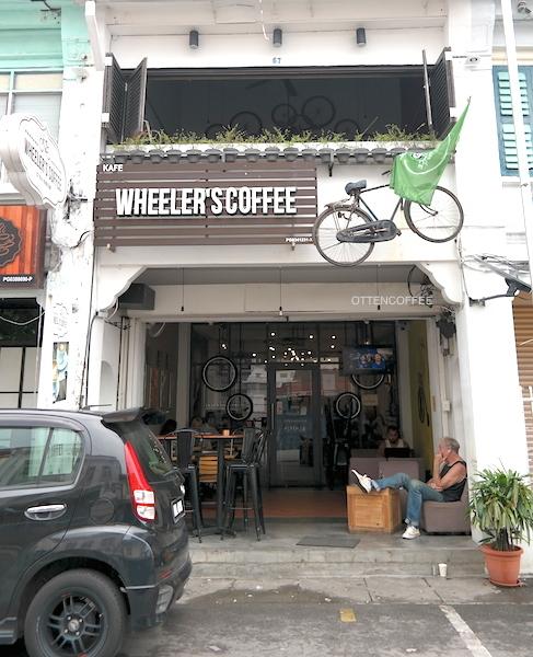 Selamat datang di Wheeler's Coffee!