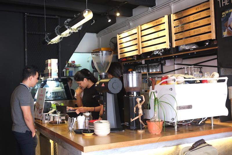 Coffee bar situation!