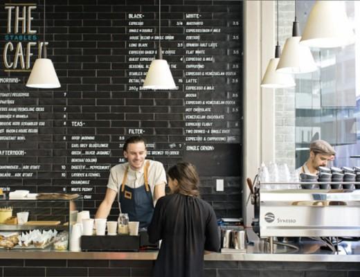 barista kedai kopi