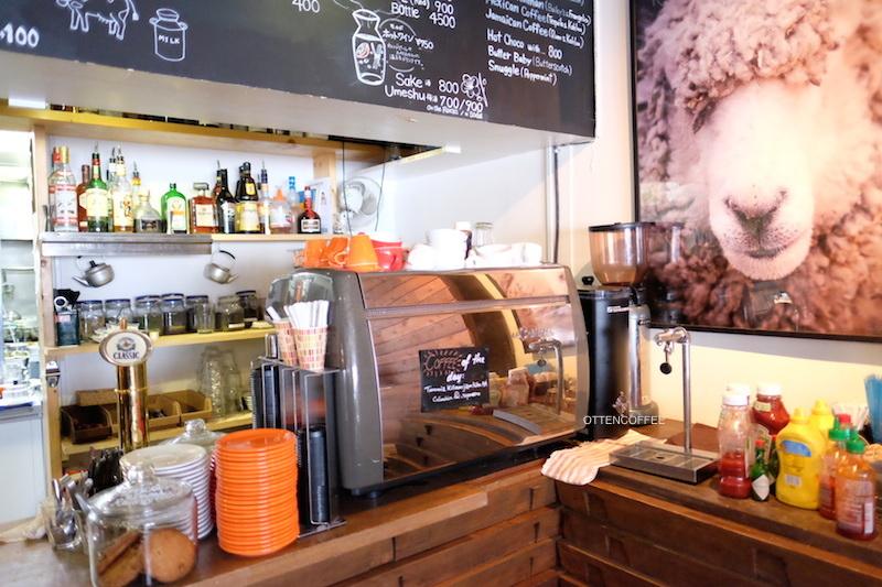 Suasana coffee bar!