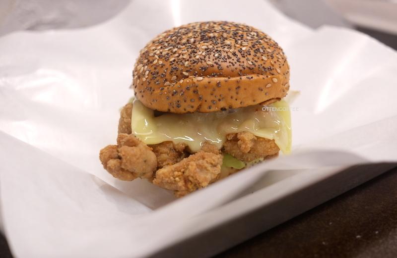 Chicken Crispy Burger