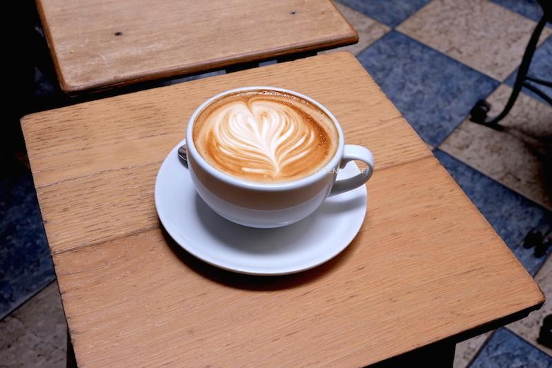 Cafe latte, anyone?