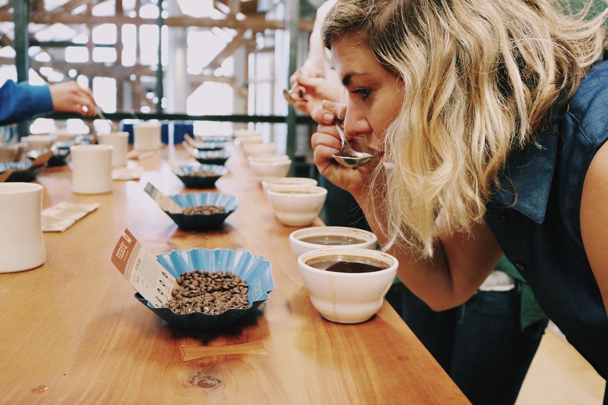 karakter rasa kopi, aroma kopi, barista kopi