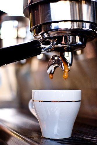 Double ristretto dianggap alternatif, jika tidak ingin memesan kopi yang sekuat espresso.