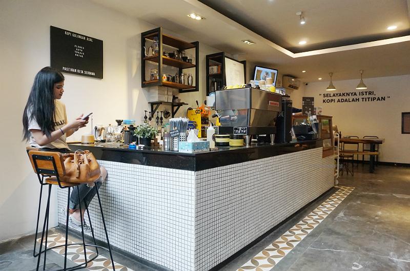 KOPIMANA27 TEBET JAKARTA SELATAN - Majalah Otten Coffee